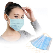 Creazy® 50 PCS Disposable Earloop Face Mask Filters Bacteria Breathable Beauty Medical