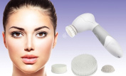 Face and Body Purifying, Exfoliating, and Cleansing Brush