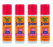Banana Boat Sunscreen Sport Performance Sunscreen Stick - SPF 50, 15ml