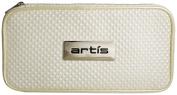 Artis Zippered Brush Case - Ivory