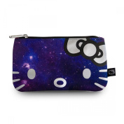 Loungefly x Hello Kitty Galaxy Coin/Cosmetic Bag
