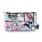 Loungefly x Ariel Comic Print Coin/Cosmetic Bag