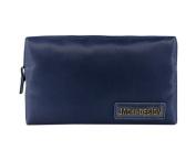 Jacki Design Men's Travel Toiletry Bag Small - Blue