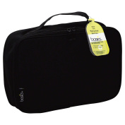 Allegro Basics® Travel Train Case in Black