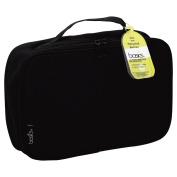 Allegro Basics® Travel Train Case in Black