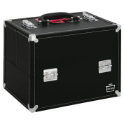 Caboodles Large Train Case in Black