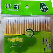 Kaifina 100Pcs Cotton Swabs