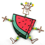 Creative Alternatives Dancing Girl Melon Slice Pin