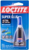 Loctite Super Glue Ultra Gel Control Impact Resistant No Drip No Mess Formula