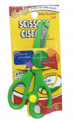 Colourful Arts and Craft Kid's Blunt Tip Scissors with Lift Assist