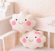 Stuffed Short Plush Shaped Clouds Large Pillow Cushions Nap Doll Home Essential