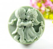 Longzang Baby Angel Mould S454 Craft Art Silicone Soap Mould Craft Moulds DIY Handmade Candle Moulds