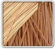Walnut Wood Strips 3/8 x 3/8 x 24