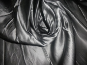 SILVER GREY colour Silk Dutchess Satin 150cm w Hobbies,Home decor,Sewing,Fashion,Doll Dress,Furnishing,Interior.