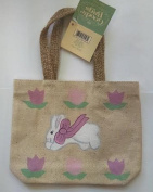 Hand Painted Canvas Gift Bag