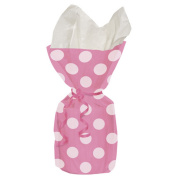 Unique Party Polka Dot Cello Party Bags (Pack Of 20) (One Size)