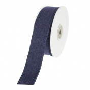 Faux Denim Ribbon, 2.2cm , 10 Yards