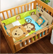 Hot Seller Baby Friends 12 Pcs Nursery Crib bedding set by JORGE'S [Special Edition]