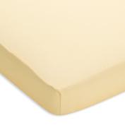 100% Polyester, Mist, Yellow Plush Sheet