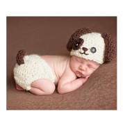 Wolkstore Cute Newborn Costume Crochet Outfits Baby Photograph Props