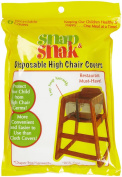 Quick & Easy Snap Design Disposable High Chair Covers