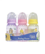 """Precious Moments """"Girls & Animals"""" 3-Pack Bottles - pink/purple, one size"""