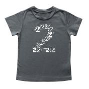"""I'm Two"" Second Birthday Baby Shirt"