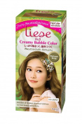 Liese foam hair colour - Platinum Beige.