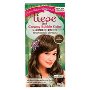 Liese foam hair colour - Ash Brown.
