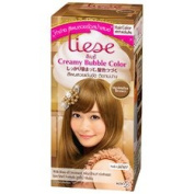 Liese foam hair colour - Marshmallow Brown.