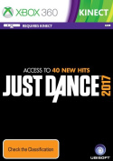 Just Dance 2017 (Kinect)
