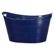 Creative BathTM Storage Tub in Navy