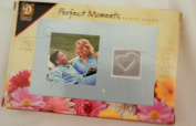 Perfect Moments Photo Frame holds 3x3 Photograph