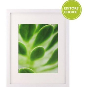 Better Homes and Gardens 1115783-WDC2 Picture Frame, 28cm x 36cm matted to 20cm x 25cm