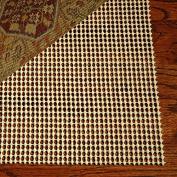 Safavieh Ultra Non-slip Rug Pad (2.4m x 3m) Geometric Pattern