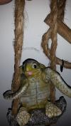 Blue Sky Sea Turtle Swinger Swd78005