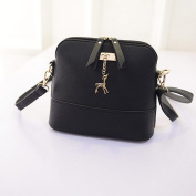 Catty Kelly New Women Messenger Bags Vintage Small Shell Leather Handbag Casual Bag