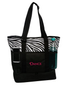 Horizon Dance Modern Zebra Dance Bag