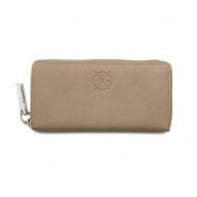 "Stitch & Hide ""Christina"" women's wallet in soft premium leather with zip-around closure"