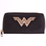 DC Comics Batman Vs. Superman Dawn Of Justice Wonder Woman Zip Wallet