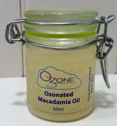 OZONE / OZONATED 100% PURE EXTRA VIRGIN MACADAMIA OIL -100% Organic & Australian