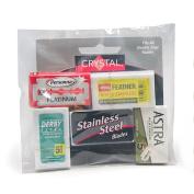 DE Blade Sampler Pack, Choice
