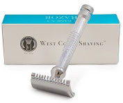 West Coast Shaving Put A Ring on It Safety Razor, Open Comb