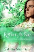 Return to Fae
