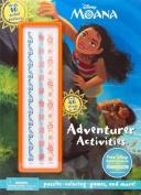 Disney Moana Adventurer Activities [With 10 Tribal Tattoos]