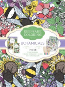 Botanicals Keepsake Coloring Tin