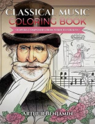 Classical Music Coloring Book