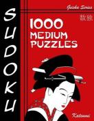 Sudoku 1000 Medium Puzzles