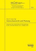 Artenschutzrecht Und Planung [GER]