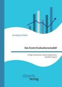 Das Event-Evaluationsmodell. Erfolge Nachweisen, Kosten Legitimieren, Qualitat Steigern [GER]